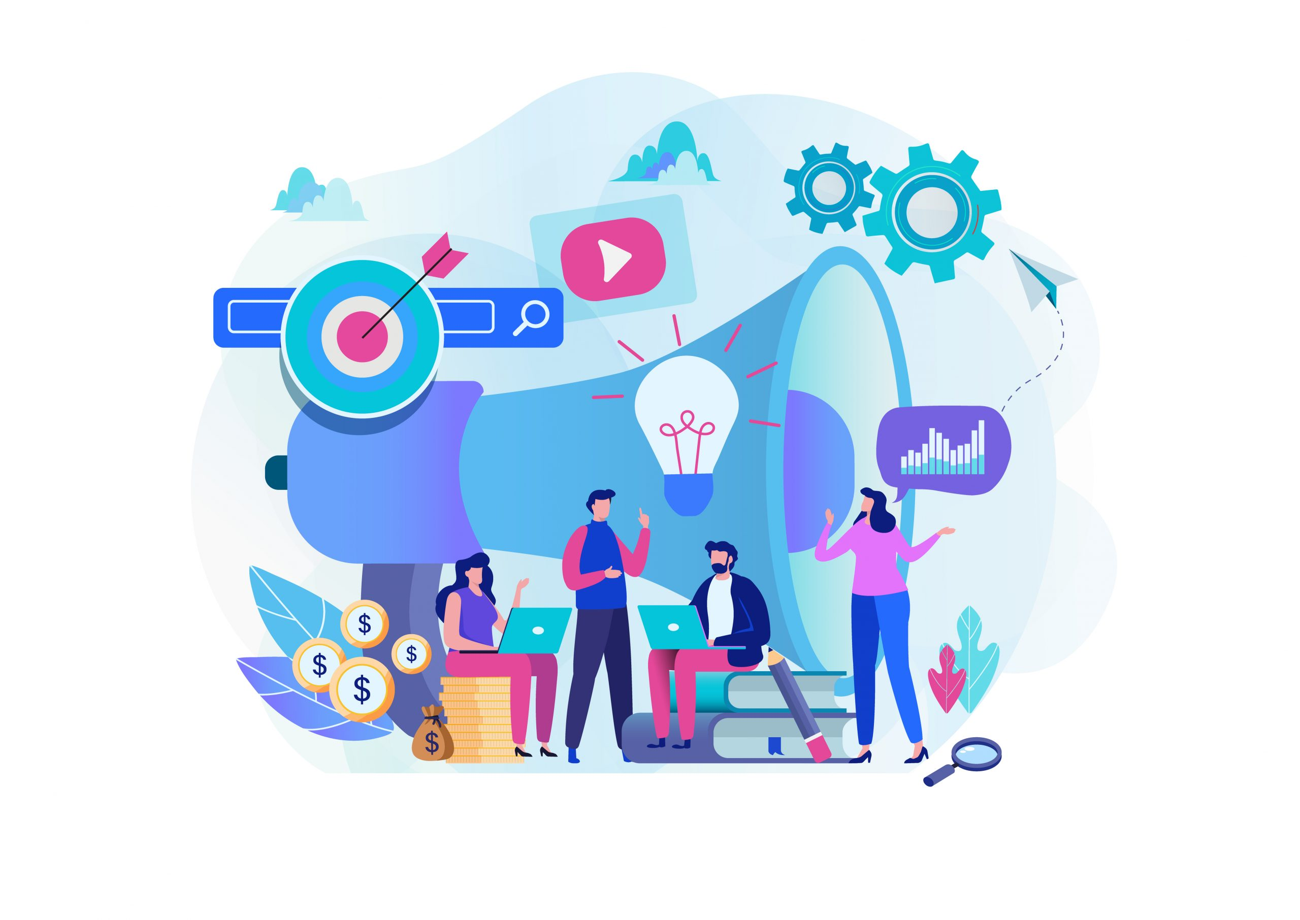 digital marketing trenduri 2020