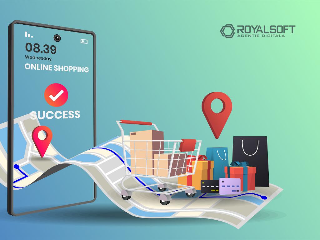 e-Commerce-locatie