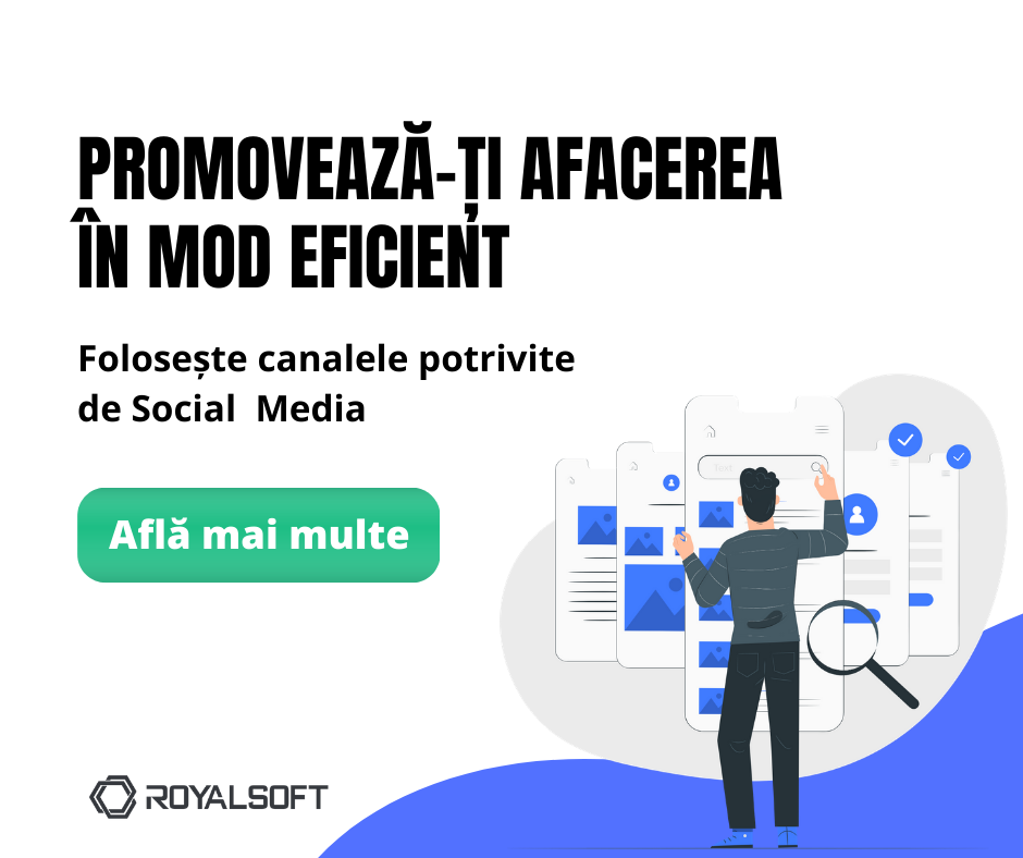 promovare eficienta pe social media