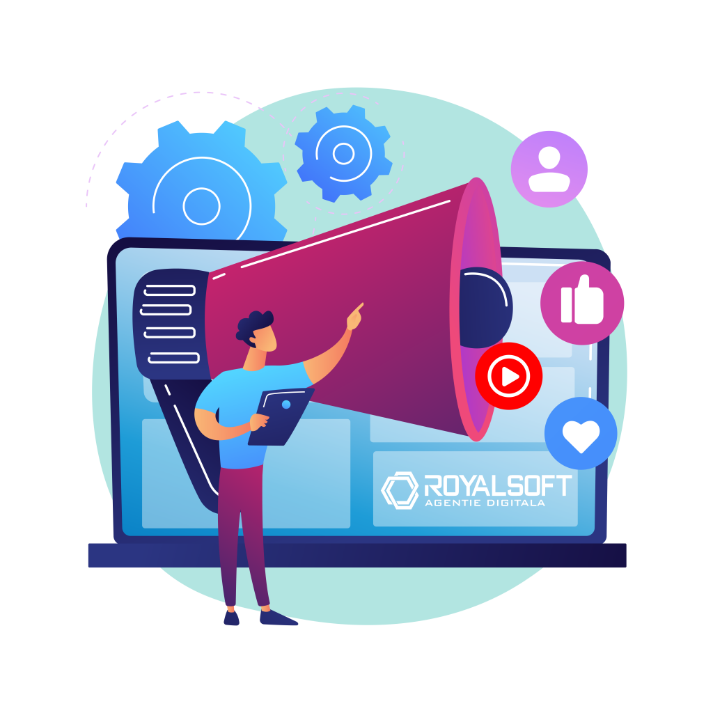 administrare social media agentie de marketing digital