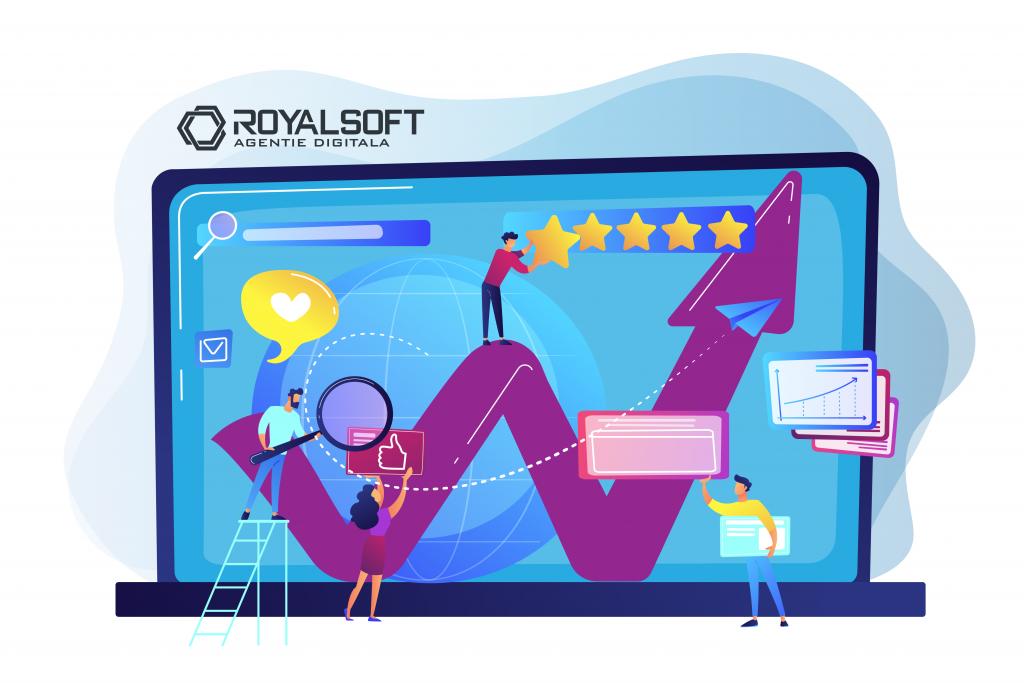 specialisti agentie de marketing digital