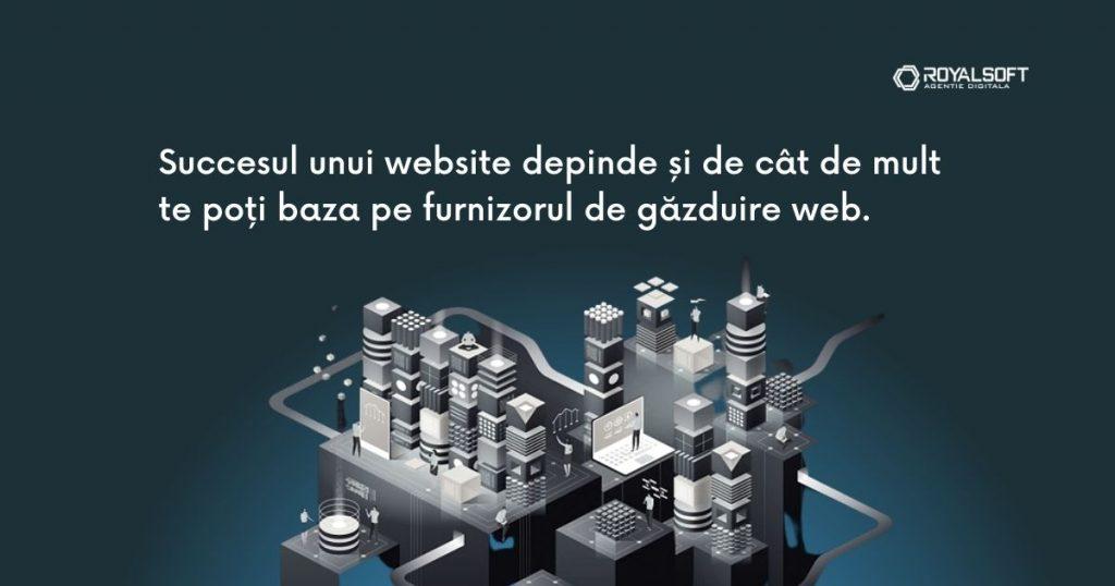 Succesul unui website depinde si de cat de incredere e furnizorul de hosting