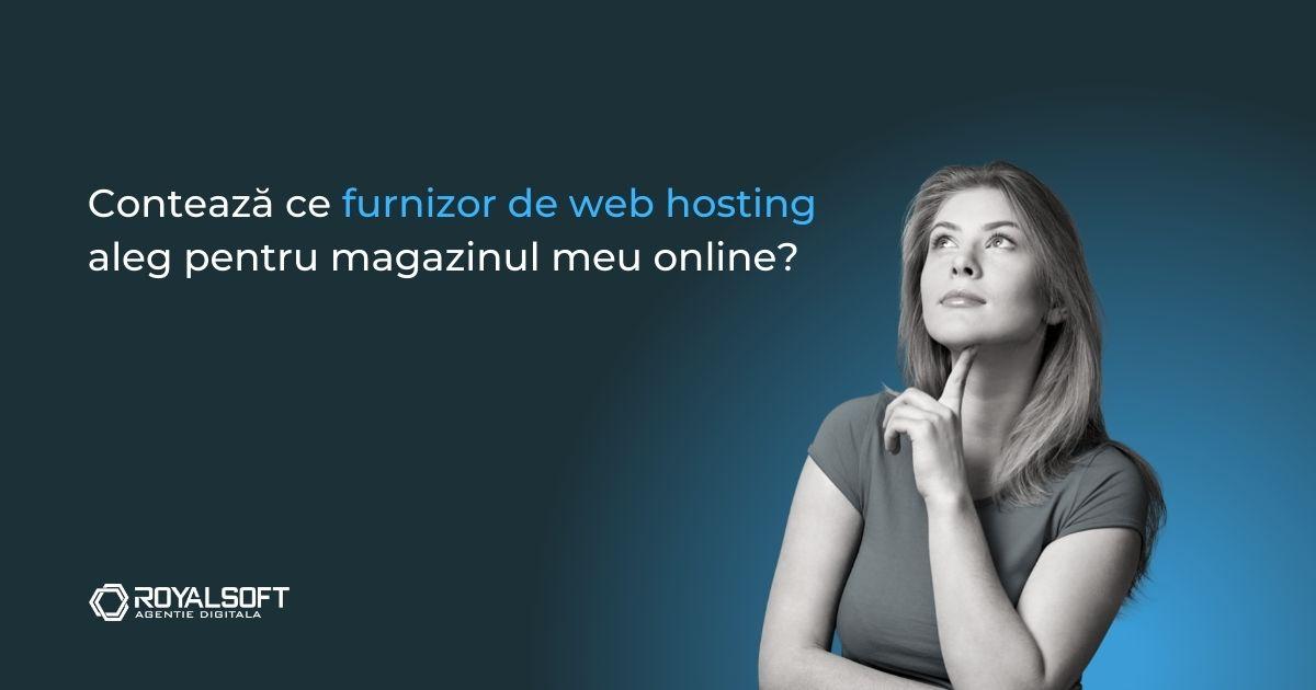cum sa alegi o solutie de gazduire web potrivita