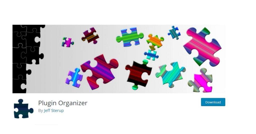 plugin organizer wordpress