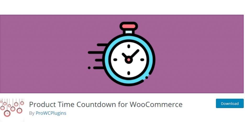 product countdown wp plugin