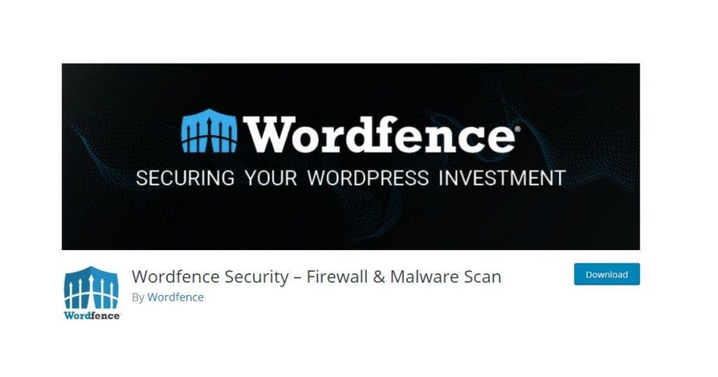 wordfence wordpress